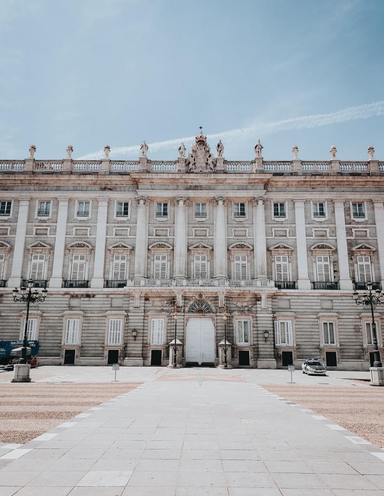 Palacio Real Madrid | Segway Madrid Tours