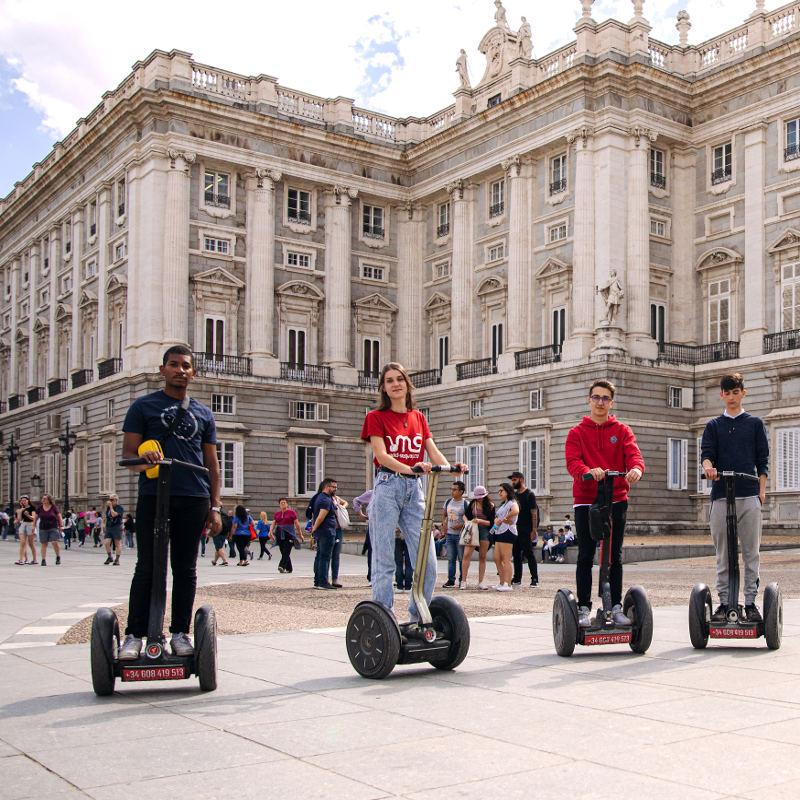 Segway Madrid center | Segway Madrid Tours