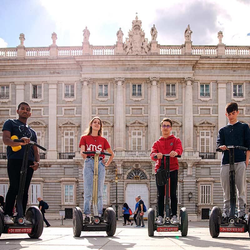 Segway Madrid Tour Panoramic| Segway Madrid Tours